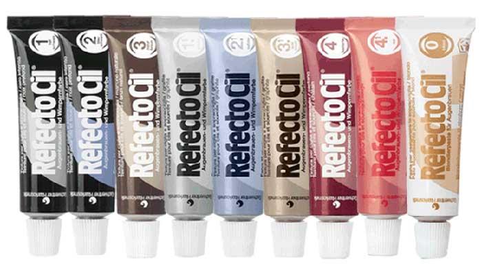 Как избавиться от аллергии на краску для бровей