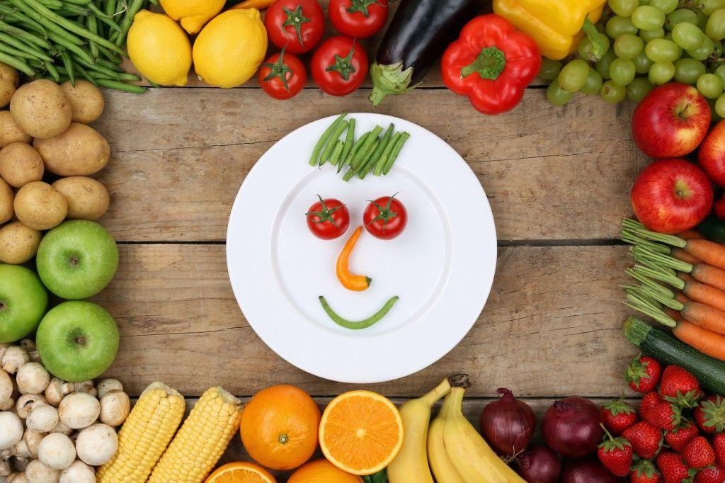 здоровая и натуральная еда