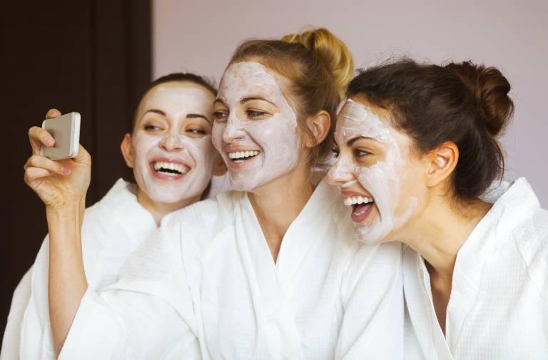 Очищение проблемной кожи