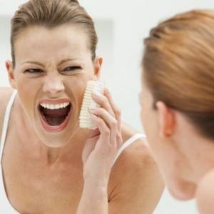 7 правил ухода за проблемной кожей лица