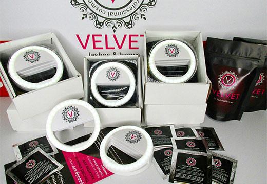 Что нужно для процедуры velvet