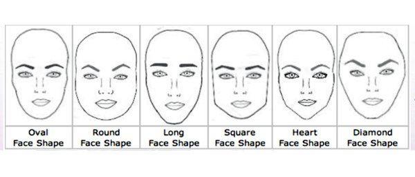 Принципы моделирования формы и цвета: какие брови кому подходят (36 фото)