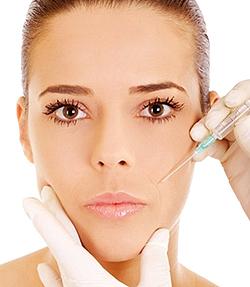 Методы лечения проблемной  кожи. Ботокс