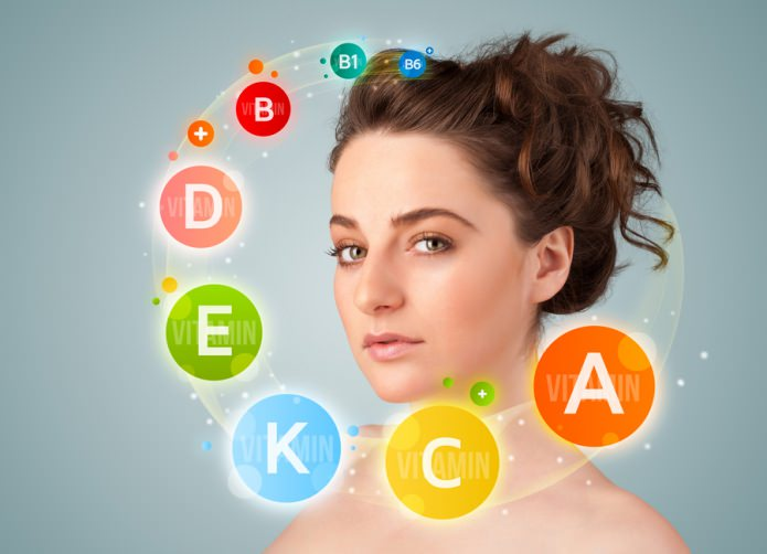 Какие витамины полезны для кожи лица?