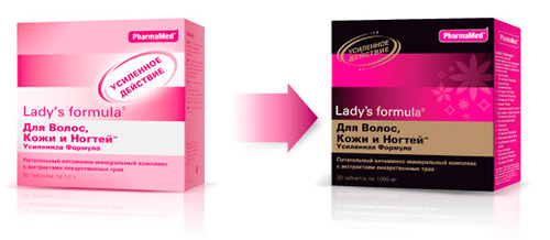 lady's-formula