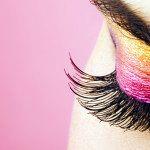 Выразительный и яркий имидж — биозавивка ресниц (39 фото)