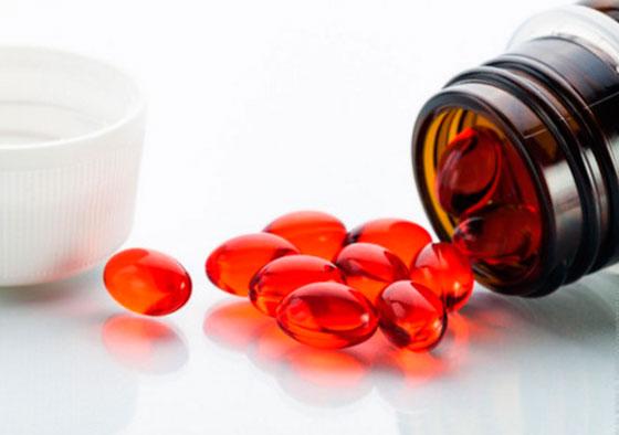 аптечный витамин Е