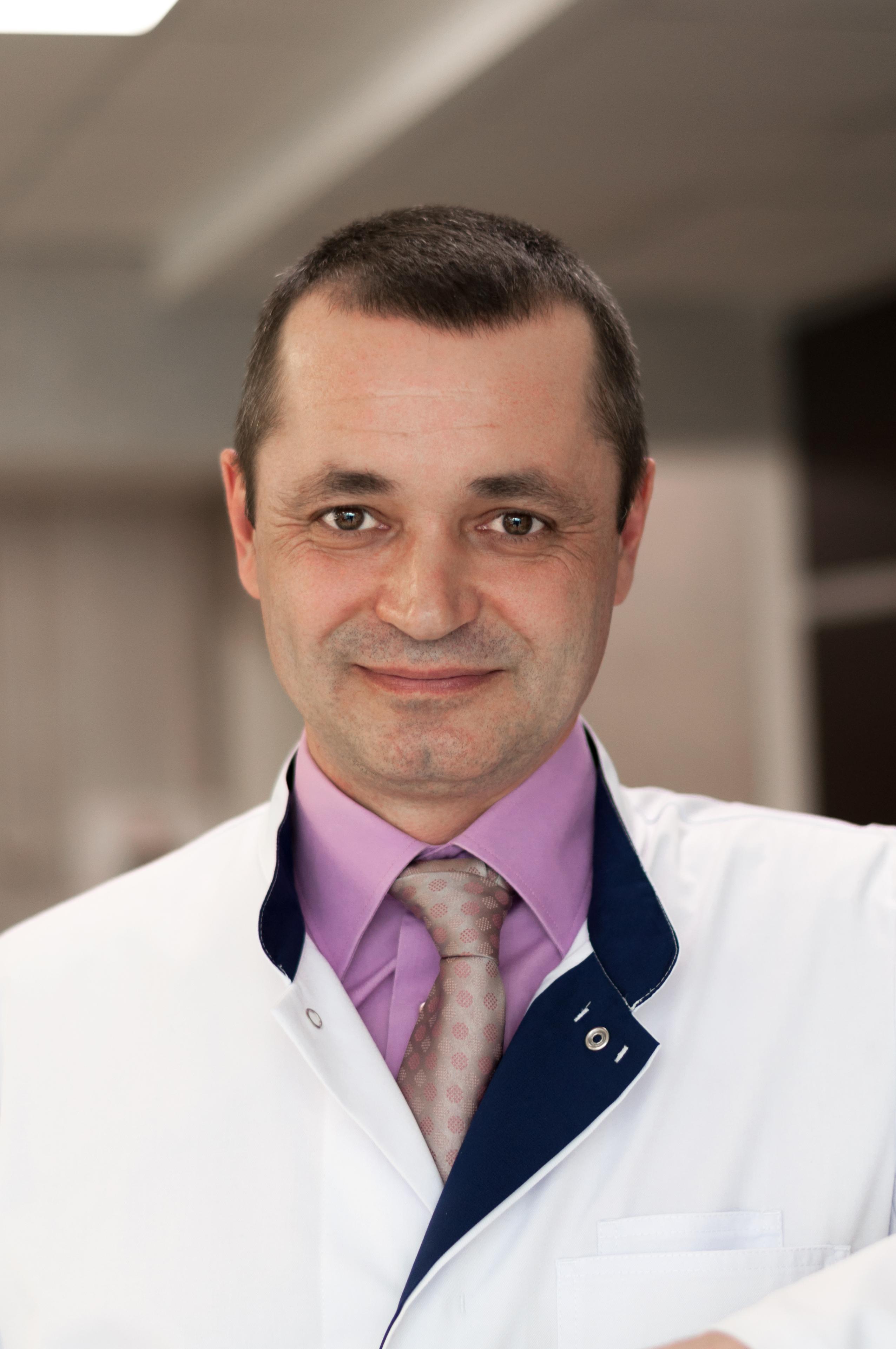 Хирург-имплантолог Филимонов Олег Владимирович