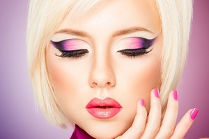 Как правильно окрасить брови для блондинок (36 фото): выбираем цвет и форму