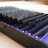 Материал для наращивания ресниц