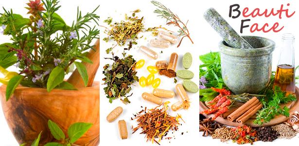 Список лекарственных трав для волос