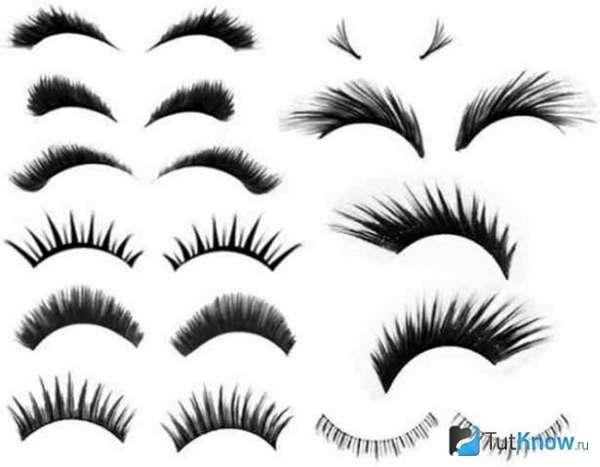 krasota4all.ru - Клеим накладные ресницы самостоятельно – полезные советы - Красота и стиль