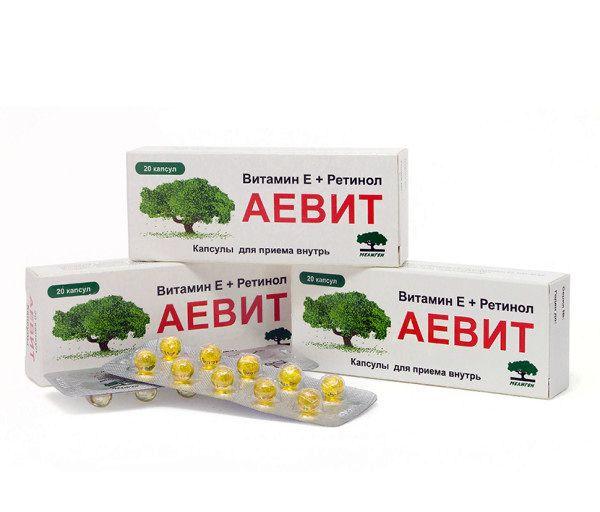 Витамины для роста ресниц, их укрепления и оздоровления