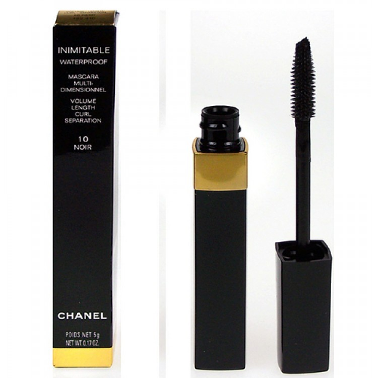 В качестве туши от Chanel можете не сомневаться