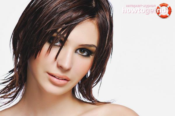 Рекомендации по укладке жирных волос