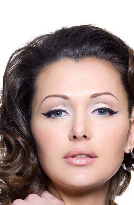 Волосковое наращивание бровей (39 фото): подчеркните свою индивидуальность